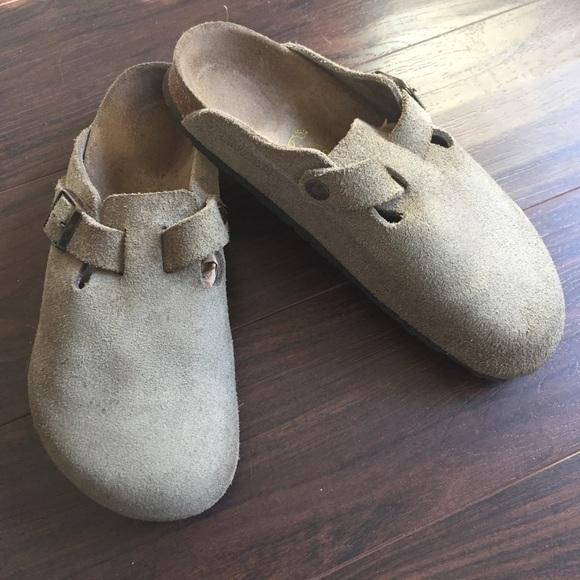 0c27f9e0b8b3 Birkenstock Shoes - ⬇  38 Birkenstock Suede Clog 39